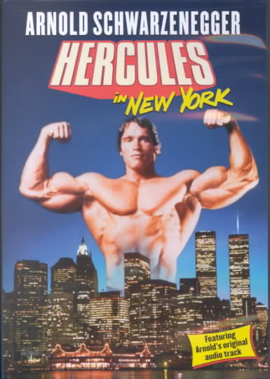 HERCULES IN NEW YORK BY SCHWARZENEGGER,ARNO (DVD)