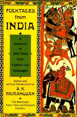 Folktales from India By Ramanujan, A. K.